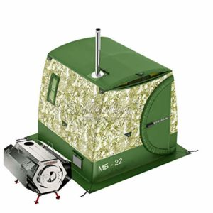 Mobiba Portable Double-Layered Expedition Tent