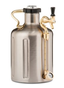 GrowlerWerks uKeg Stainless Steel